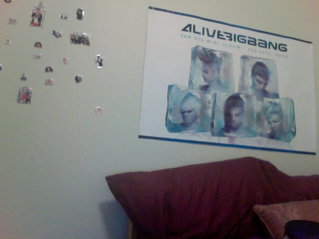 ... to add to my awesome Kpop decorations and make the Kpop room EPIC