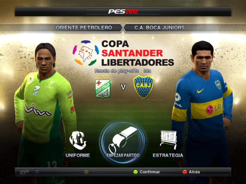 pro evolution soccer 2012 recibira el 27 de abril el torneo de la copa