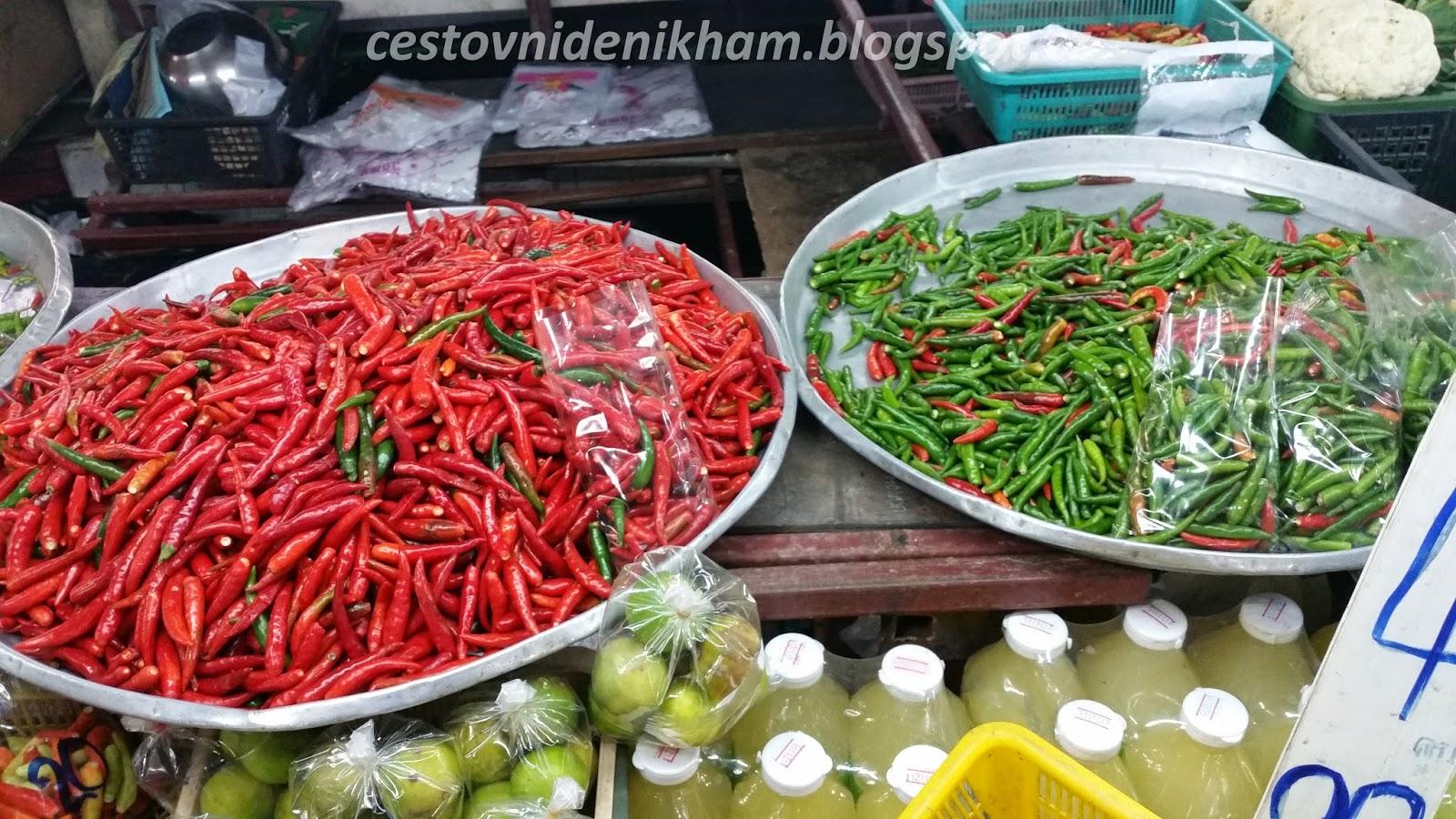 čili papričky // chilli peppers