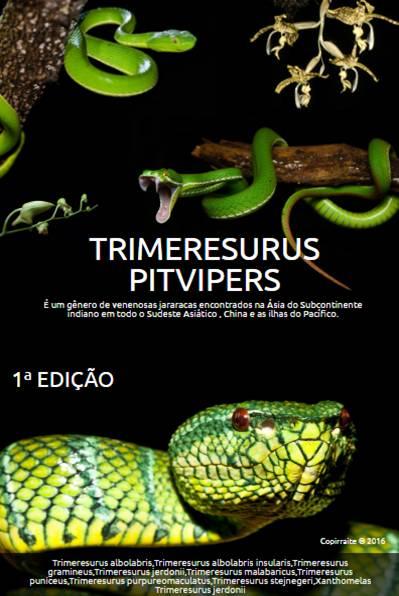 E BOOK: Pitvipers 1ª Edição