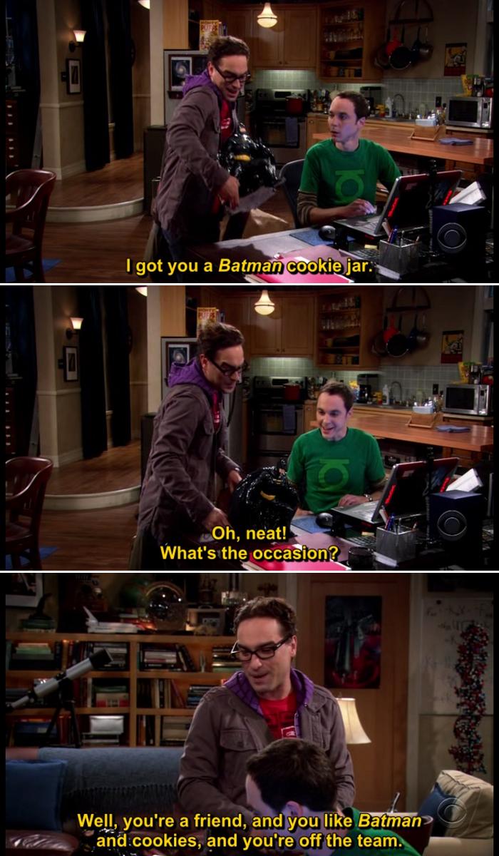 The Big Bang Theory Quote-15