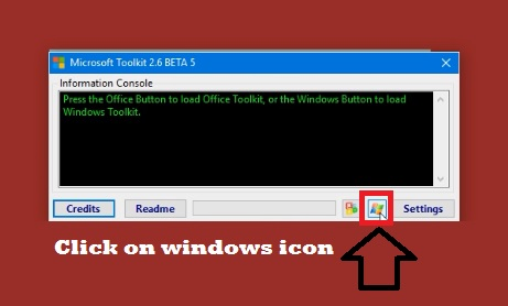 Activate windows 10 permanently any edition for free without step 3 click on windows icon ccuart Images