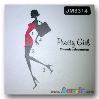 pretty girl JM8314