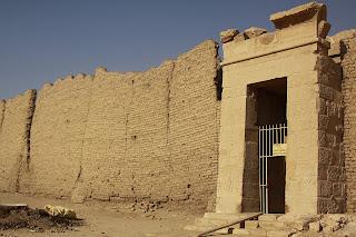 tempio tolemaico di Deir el Medina
