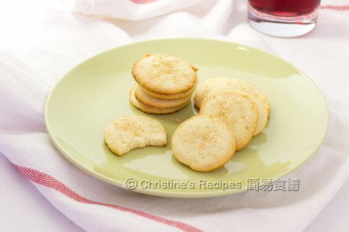 檸檬杏仁曲奇餅 Lemon Almond Cookies02