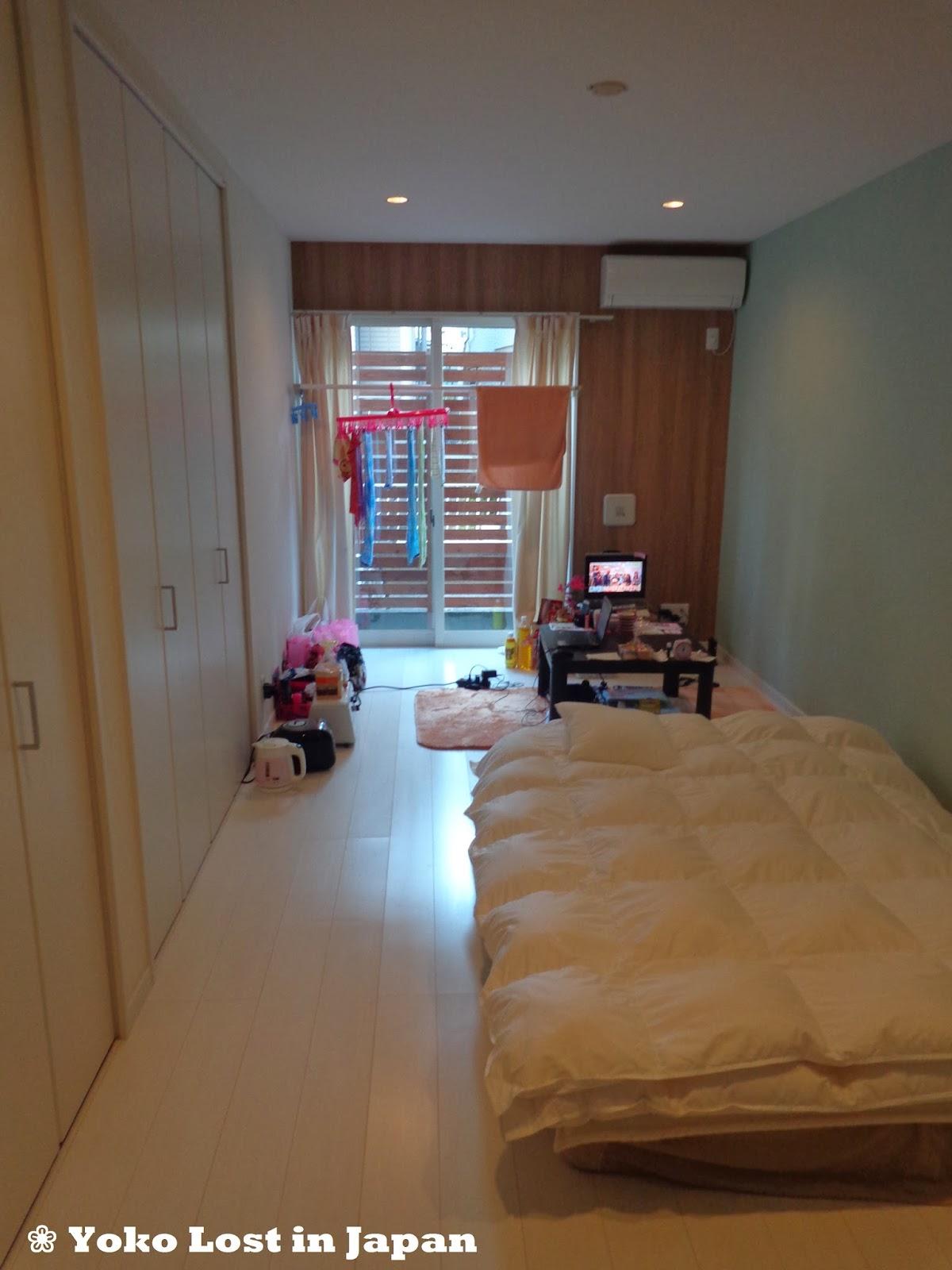 lost in japan wohnen mein zuhause in kawasaki. Black Bedroom Furniture Sets. Home Design Ideas