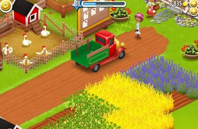 cara bermain hay day