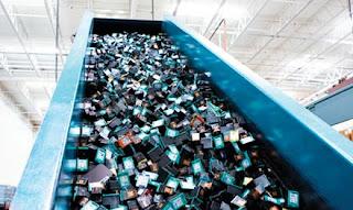 reciclaje toners hp