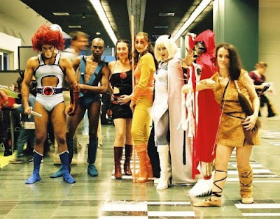 Female Thundercats on Oke Napa  Cosplay Thundercats