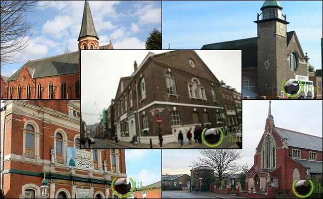 10 Masjid Indah bekas Gereja di Negara Inggris