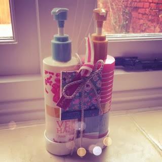 Joules Handwash & Moisturiser