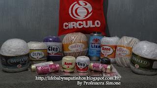 1° Sorteio de 2013_ Sacola da Circulo S/A