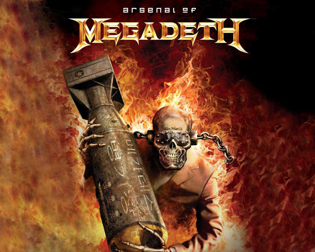Las 10 mejores canciones de Megadeth