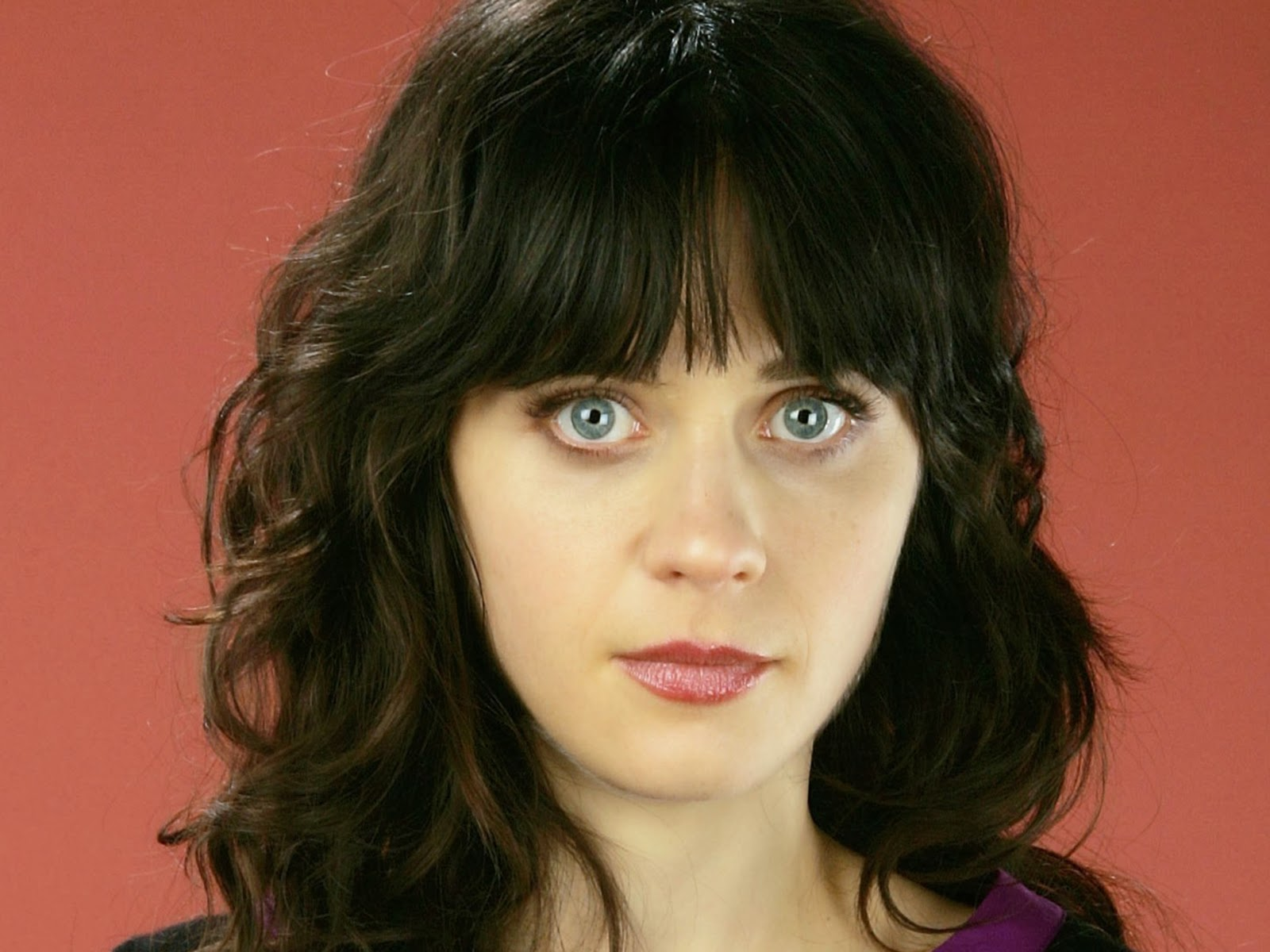 the Perfect fringe on zooey dechanel