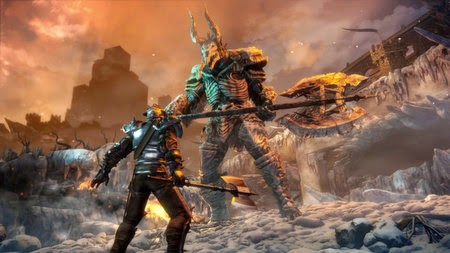 Bound By Flame 2014 Fully Full Version PC