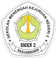Logo SMK negeri 2 Banjarmasin