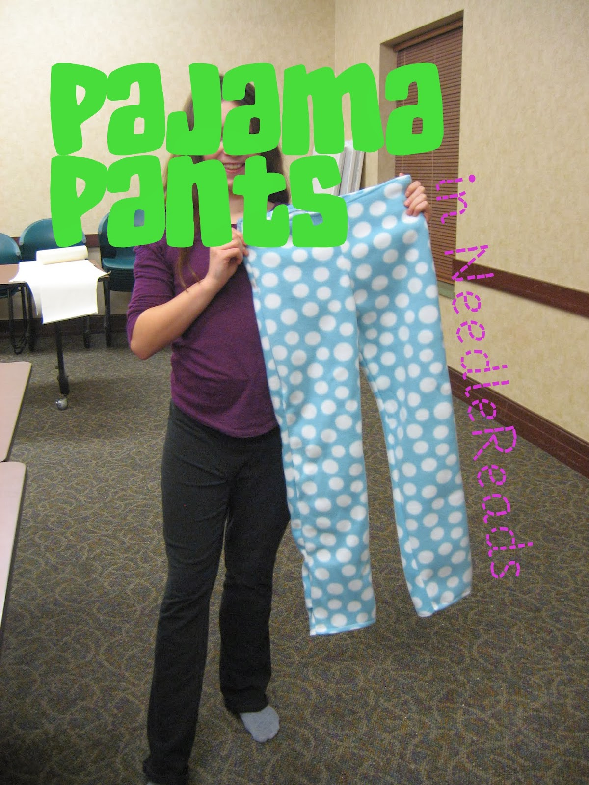 http://librarymakers.blogspot.com/2014/01/needlereads-pajama-pants.html