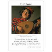 Learn the Tarot...What's The Fool About?