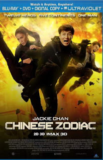 Chinese Zodiac (2012) BRRip 725MB