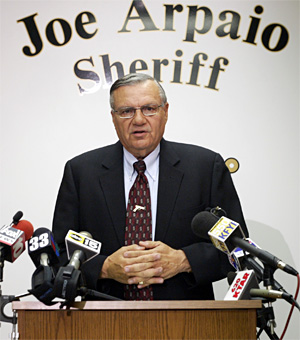 Sherriff joe  