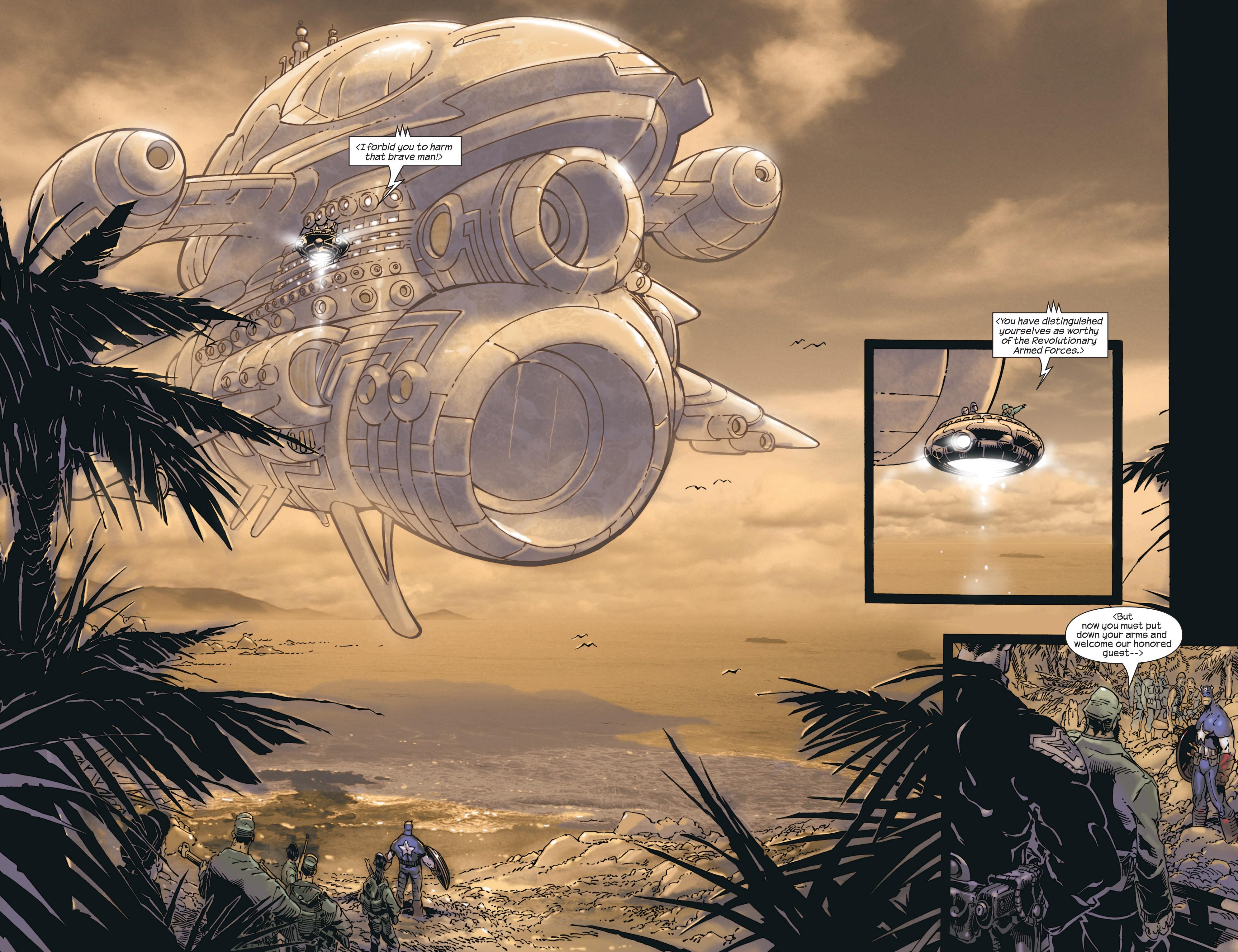 Captain America (2002) Issue #23 #24 - English 21