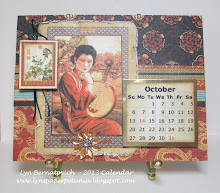 2013 Annual Calendar Class with Lyn