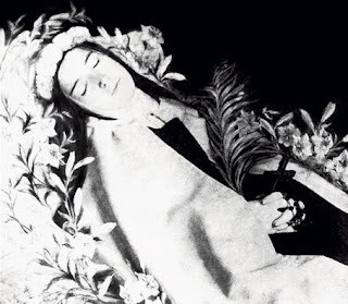Therese de Lisieux lit de mort