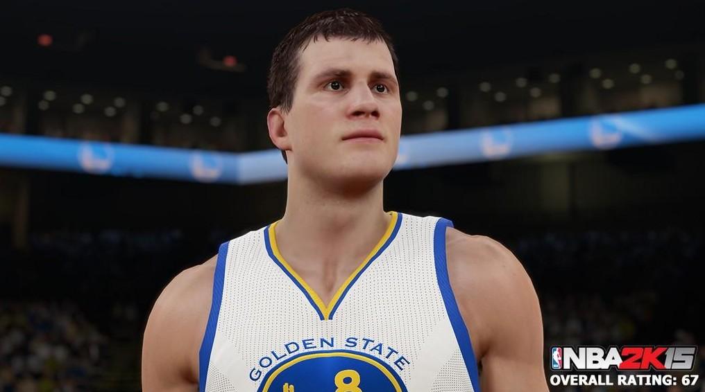Nemanja Nedovic NBA 2K15 Screenshot