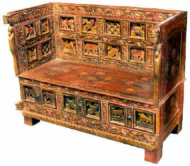 Antique Reproduction Furniture Is Obtainable All Over The Globe, And The  Styles And Designs Can Be Classified According To The Country Of Origin.