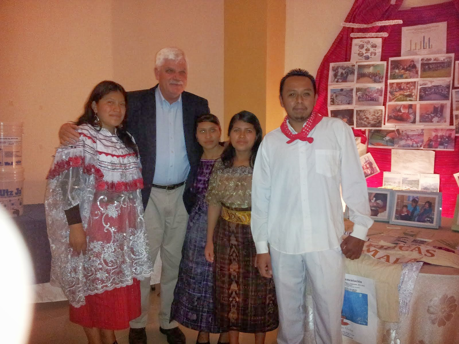 VISITA USAID GUATEMALA A HUEHUETENANGO