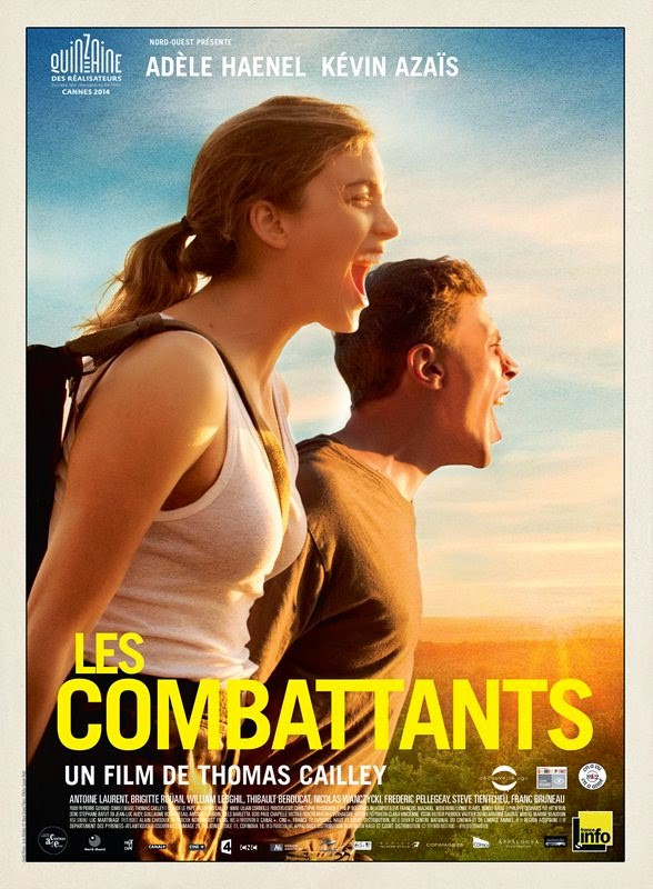 love at first fight-les combattants