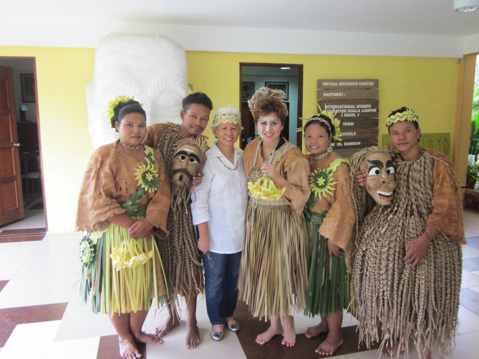 Pretty Simply Normal A Mah Meri Cultural Experience Part 2