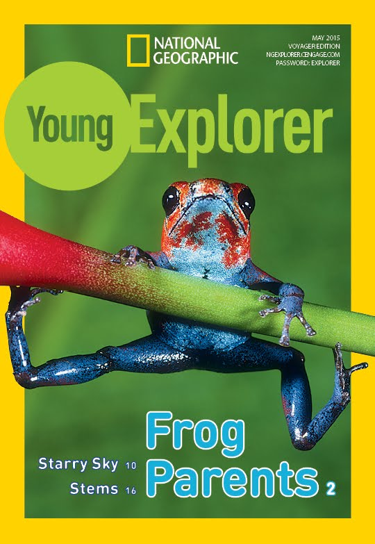 National Geographic for children