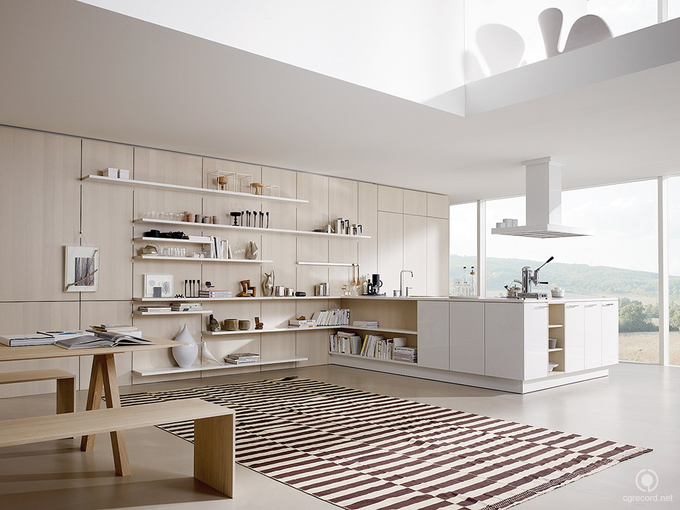 siematic kitchens | inspirations area - Kche Siematic