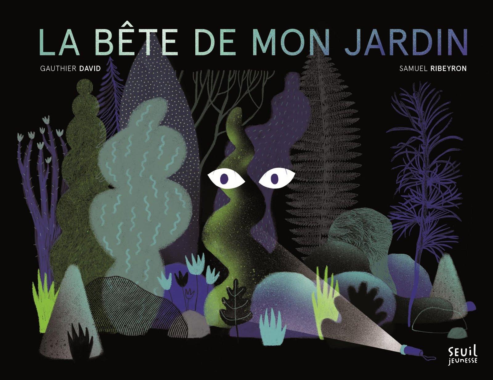 LA BETE DE MON JARDIN