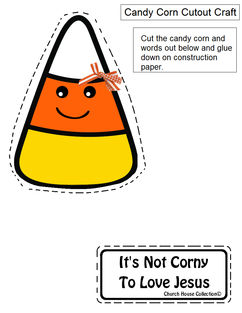 Candy Corn Sunday School Lesson Plan Fall Lessons See All