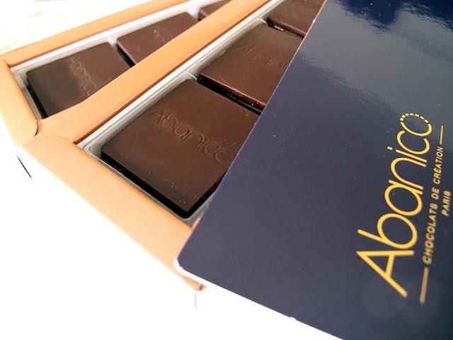 Chocolats Abanico - Carrés Origines