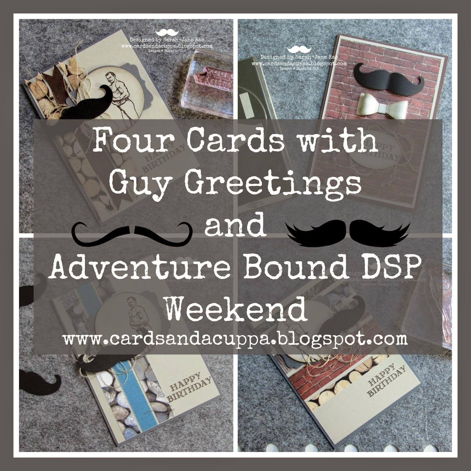 A Weekend of Guy Grretings