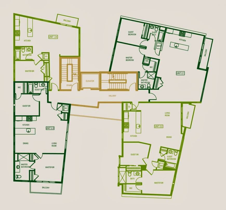 Awesome 14 New House Plans