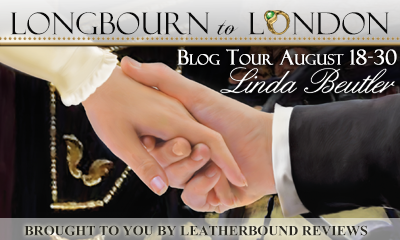 Longbourn to London Blog Tour Banner