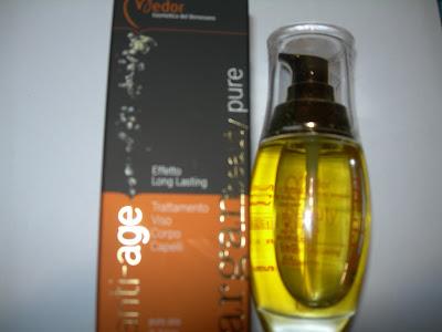 il mio elisir di bellezza? olio di argan puro al 100% e vitamina e di medor!!!