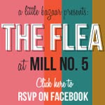 RSVP to THE Flea