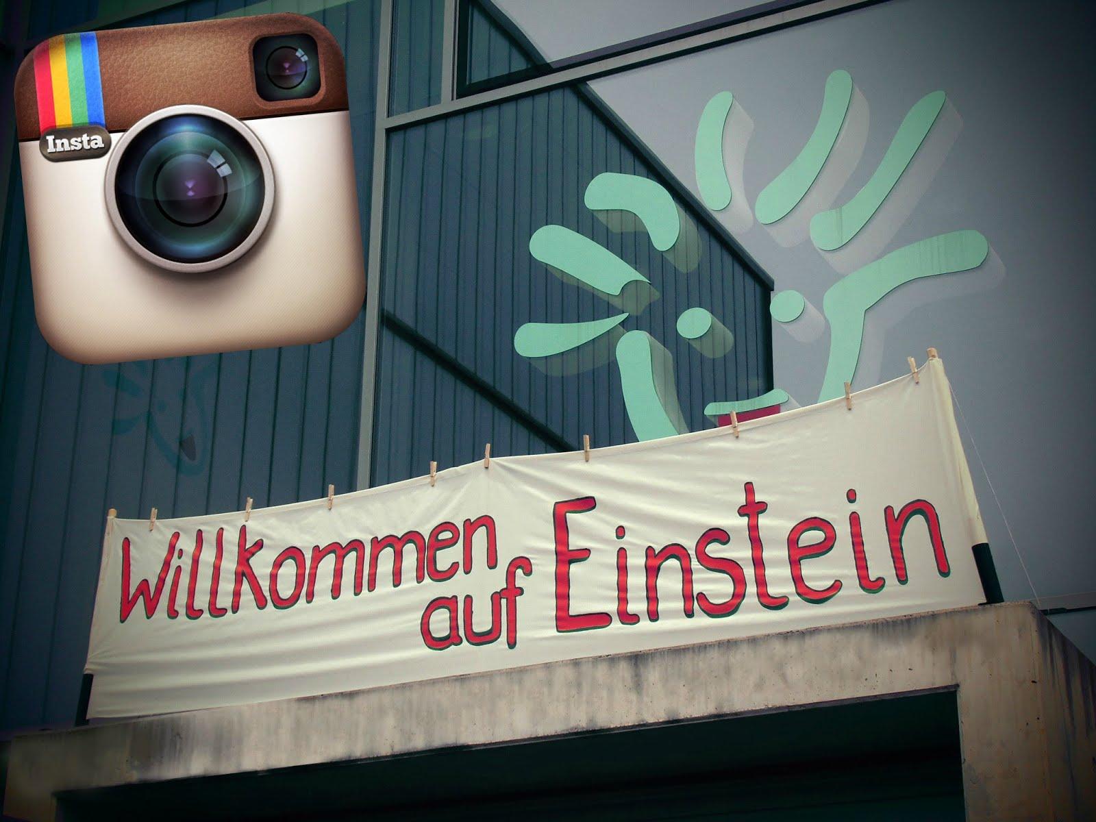 Einsteiner @ Instagram