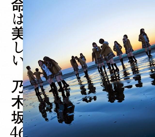 cover-single-11-nogizaka46-inochi-wa-utshukushii-regular-edition