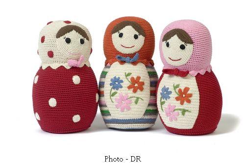 modern handmades lovely crochet toys. Black Bedroom Furniture Sets. Home Design Ideas