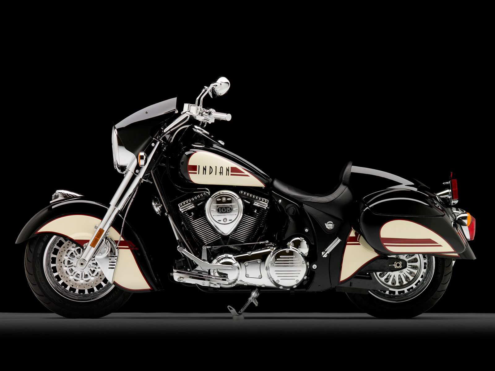 Indian Chief Motorcycle: 2011 INDIAN Chief Blackhawk Accident Lawyers