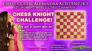 Win Prizes, Chess Contest