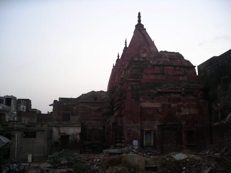 Radha gopinath temple