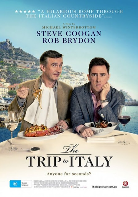 The Trip to Italy / Ταξίδι στην Ιταλία (2014) ταινιες online seires xrysoi greek subs