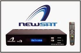 NEWSAT LION HD V593 - ATUALIZAÇÃO 02/06/2015